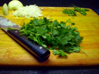 Paneer Paratha Ingredient