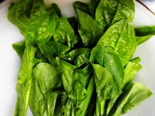 Pui Shak/Mallabar Spinach