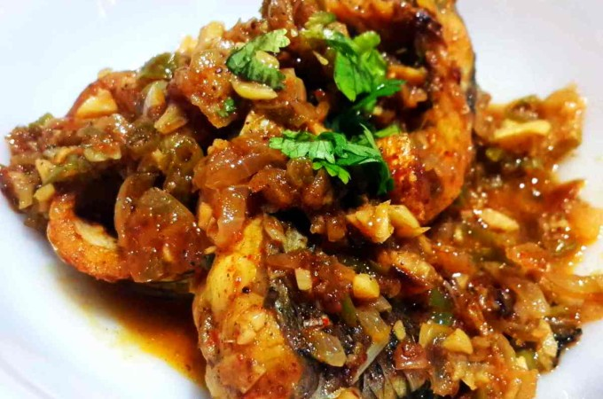 Meethi Fish Curry