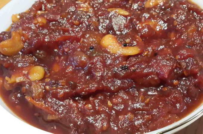Tomato Chutney (Tamatar ki Chutney)