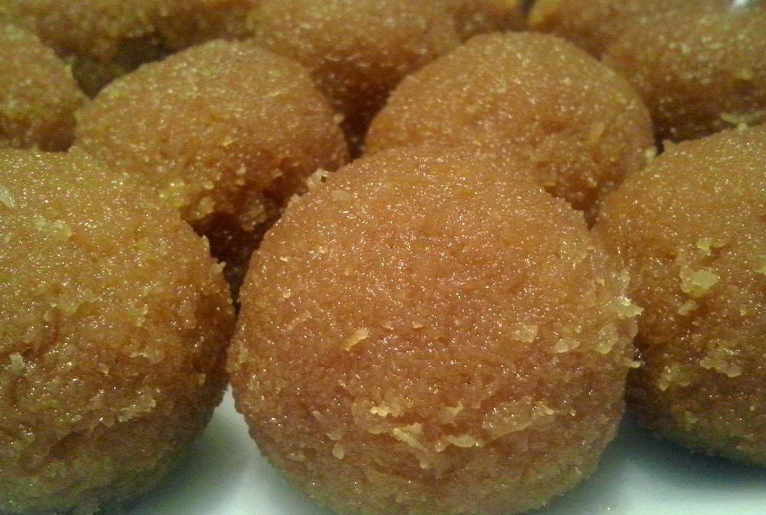 Nariyal Ka Ladoo Final stage