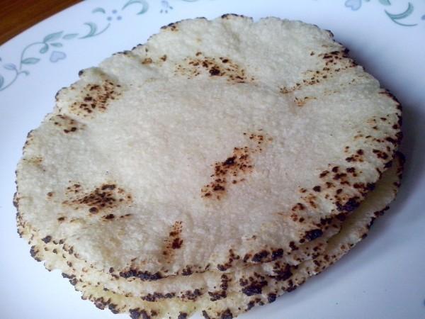 Sooji Ki Roti