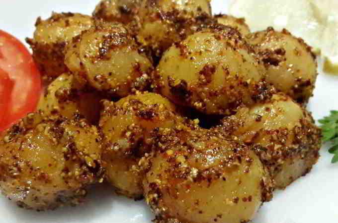 Aloo Ka Achar (Potato Pickle)
