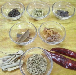Spices for Mutton Kaleji