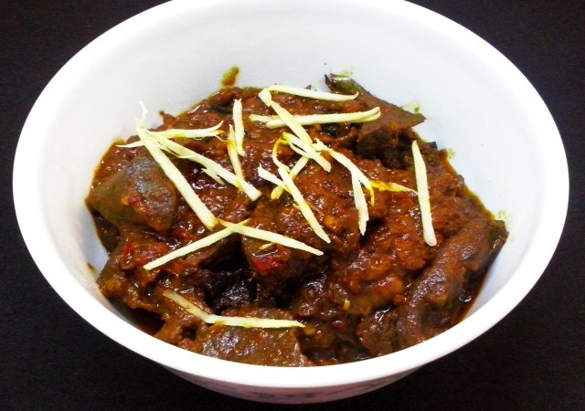 Mutton kaleji : How to make spicy mutton liver curry?