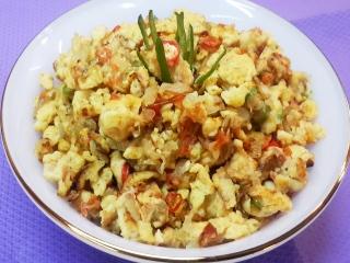 Tasty Egg Bhurji
