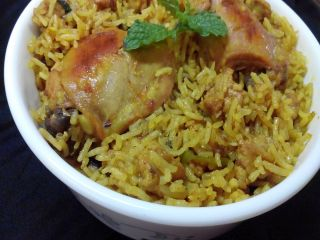 Ready chicken Keema Pulao