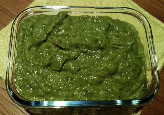 Simple Guacamole or Avocado DIP or Salsa