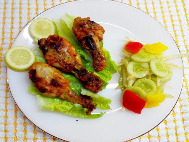 Tandoori Chicken Roasted chicken India Style