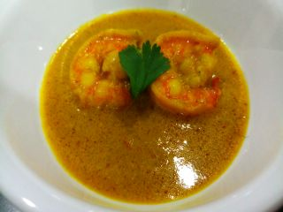 Chingri Malai Curry / Prawn with Coconut Milk /Prawn Malai curry