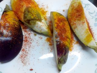 Baiguni Fish Curry Step by Step