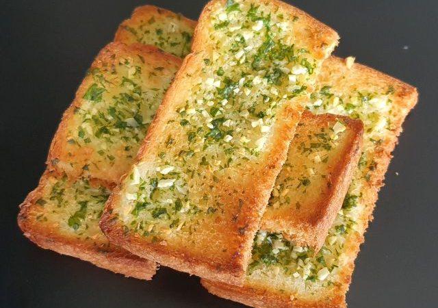 Instant Garlic Bread